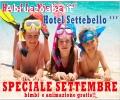 SPECIALE MARE SETTEMBRE Hotel Settebello